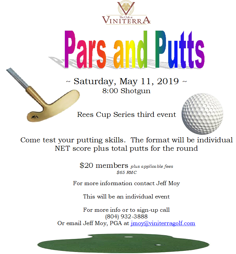 Pars and putts